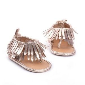 Other - Baby Girl Tassels Summer Sandals